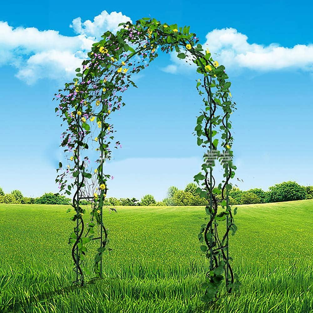 Seasonal Wrap Introduction Cheap SALE Start CJF Garden Arbors Metal Wedding Arch Pergola Indoor Outdoor Ligh
