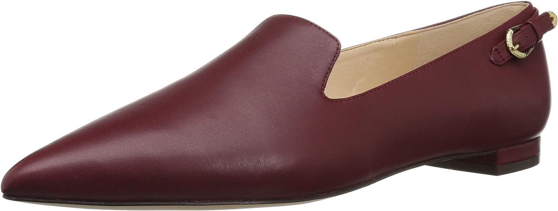 Nine West Woherrar ANDSEY läder Loafer Flat