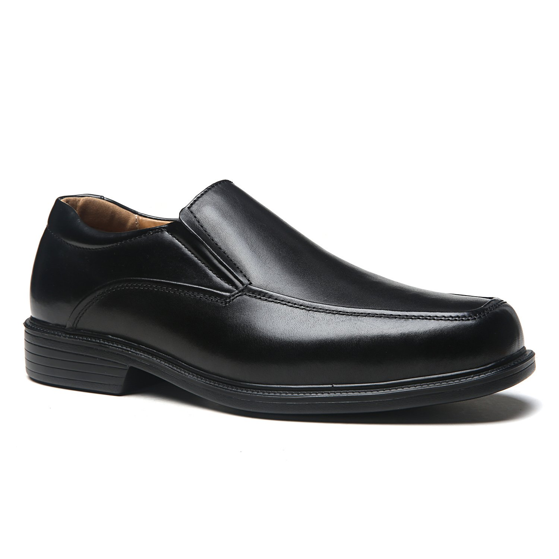 La Milano Wide Width Mens Oxford Shoes