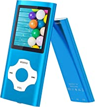 $26 » MP3 Player / MP4 Player, Hotechs MP3 Music Player with 16GB Memory SD Card Slim Classic Digital LCD 1.82'' Screen Mini USB...