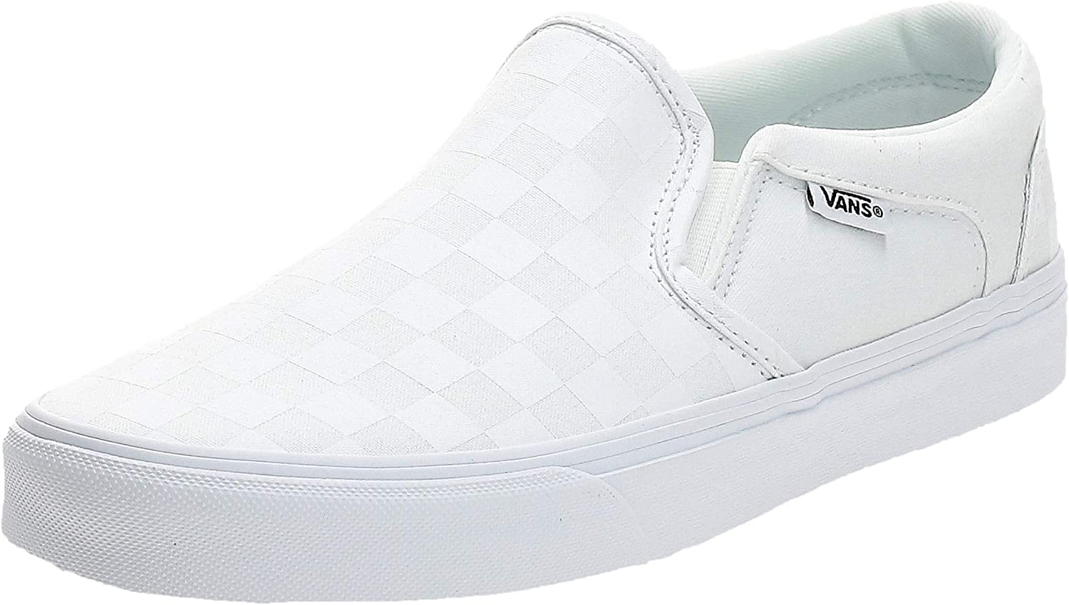 Vans Asher Skate ! Super beauty product restock quality top! Shoe Sales for sale Slip-On Checkerboard