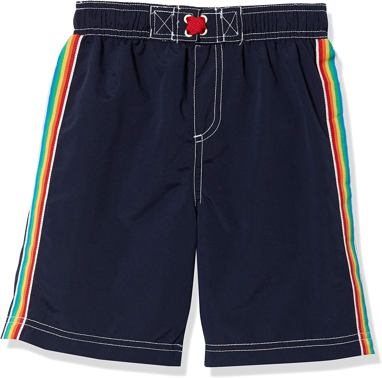 iXtreme Boys' Swim Trunks Quick Dry Board Shorts Mesh Lining