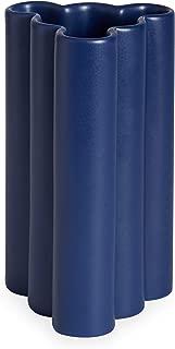 Now House by Jonathan Adler Medium Cloud Vase, True Navy