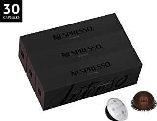 Nespresso VertuoLine Coffee, Intenso, 30 Capsules