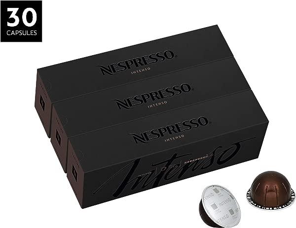 Nespresso VertuoLine 咖啡 30 粒