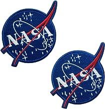 SpaceCar NASA Space Center Astronaut Program Vector Military Tactical Morale Badge Patch 3.15