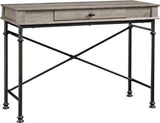 Best sauder canal street northern oak console desk Reviews