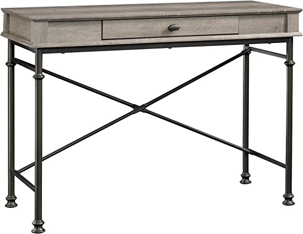 Sauder 419231 Canal Street Console Desk L 42 52 X D 17 48 X H 30 00 Northern Oak Finish