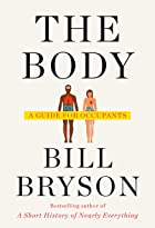 Cover image of The Body by Bill Bryson