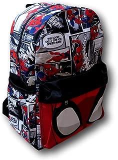 Best spiderman comic backpack Reviews