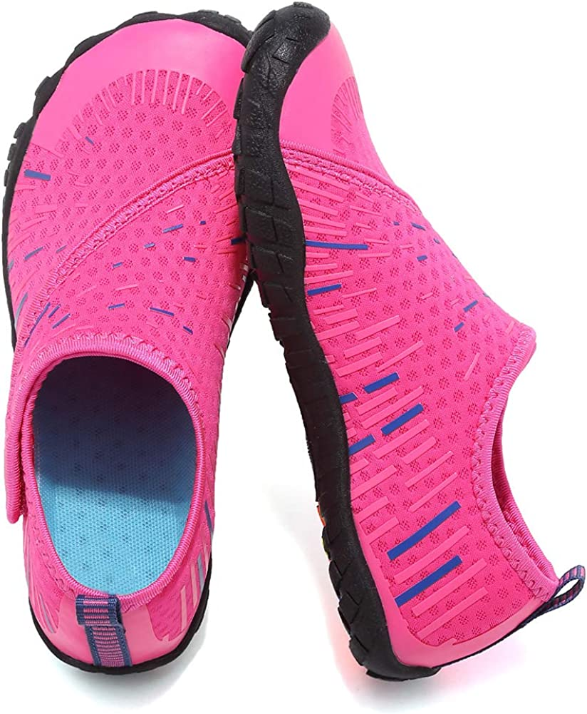Boys Girls Water Shoes Lightweight Max 51% List price OFF Sole A Easy Walking Comfort