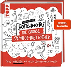 Sketchnotes. Die große Symbol-Bibliothek: 1000 Vorlagen mit