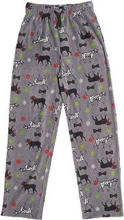 Junior Micro Fleece Sleep Lounge Pajama Pants for Boys and Girls Comfort Sleeping & Lounging Wear