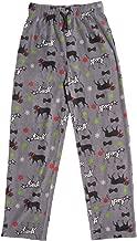 Ashford & Brooks Junior Micro Fleece Sleep Lounge Pajama Pants for Boys and Girls Comfort Sleeping & Lounging Wear