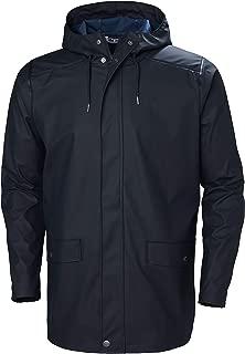 Helly Hansen Moss Long Hooded Fully Waterproof Windproof Raincoat Jacket