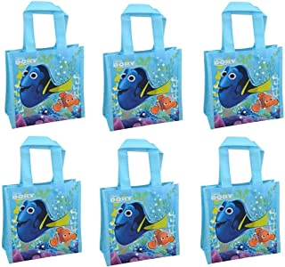 6 Bags DRYMI UPD Finding Dory Mini Non-Woven Tote Bag with Matte Printing