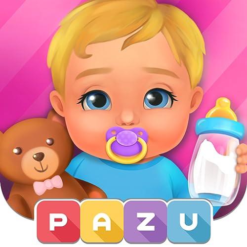 Cuidados com o bebê - Jogos de vestir para bebês para crianças