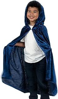 رداء بغطاء رأس للأطفال من ايفرفان | عباءة للأطفال مع غطاء للرأس للهالوين، والأزياء، وقلنسوة ركوب أحمر، والحفلات التنكرية و...