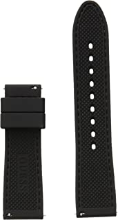 22mm Interchangeable Silicone Watch Strap