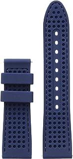 GUESS - Correa de reloj de silicona intercambiable (22 mm)