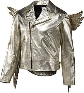 adidas ObyO Gold Wings Jacket - Jeremy Scott (Metal Gold)