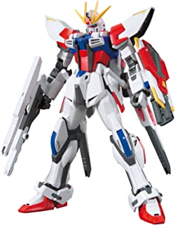 Bandai Hobby HGBF Star Build Strike Gundam Plavsky Wing Model Kit (1/144 Scale)
