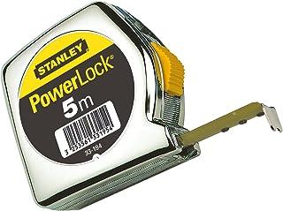 Stanley Bandmass Powerlock plast 5 m, 1–33–194