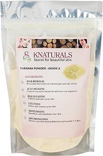 KNATURALS Grade A Thanaka Powder (200 g)