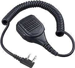 Best walkie talkie with speaker mic Reviews