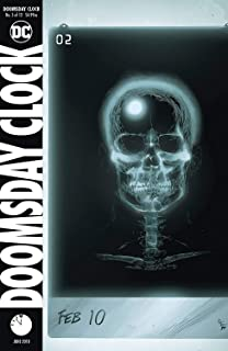 DOOMSDAY CLOCK #5 (OF 12) RELEASE DATE 5/30/2018