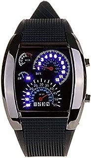 Pappi-Haunt Speedometer Display Model with Brightness Adjustment Wrist Watch