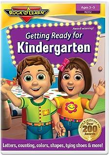 Getting Ready for Kindergar by Rock 'N Learn