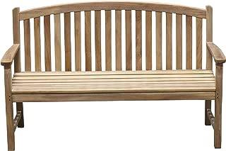 5 ft teak bench