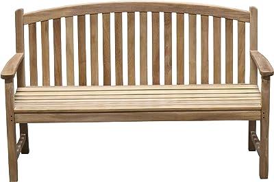 Sensational Amazon Com Highwood Ad Benw2 Ace Lehigh Garden Bench 4 Frankydiablos Diy Chair Ideas Frankydiabloscom