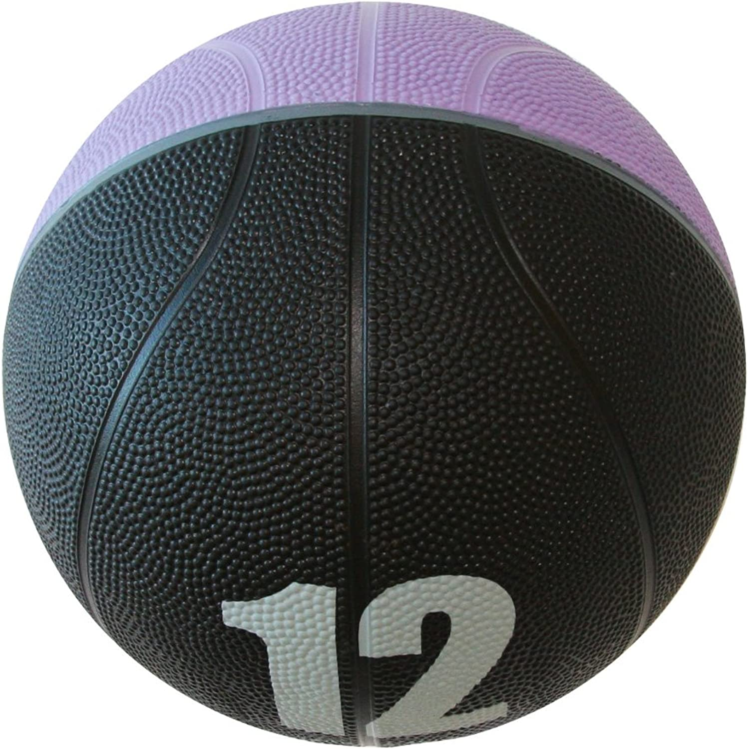Mad Dogg Athletics Spin Fitness Commercial Grade Med Ball 12lbs.