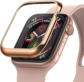 【Ringke】Apple Watch Series 5 / Series 4 40mm ケース ステンレス製 カスタム 保護 フレーム 簡単取り付け メタリック 超薄型 カバー 変色防止 アップルウォッチ ケース [Bezel Styling...
