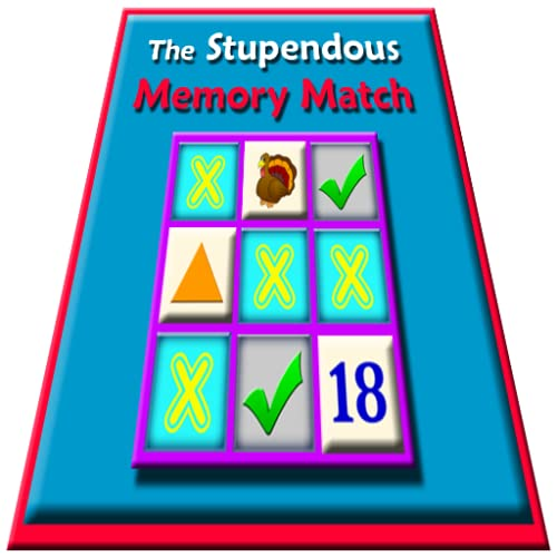 Thee Stupendous Memory Game