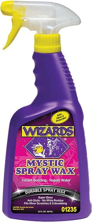 Wizards Mystic Spray Wax: image