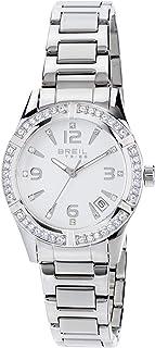 Orologio BREIL per donna modello C'EST CHIC con bracciale in acciaio, movimento SOLO TEMPO - 3H QUARZO