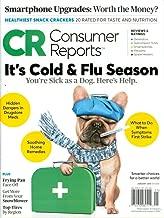 Consumer Reports Magazine January 2018 Cold & Flue Season (Afamncg Store)