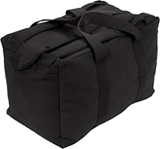 Canvas Mossad Type Tactical Canvas Cargo Bag