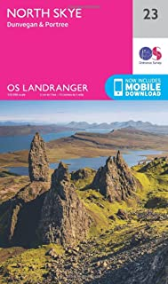 isle of skye ordnance survey map