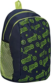 Impulse Knight Rider 30 Ltr Waterproof School, Collage, Travel, Luggage Bag, Laptop Backpack For Boy & Girl