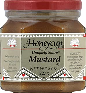 Honeycup Mustard, 8 oz