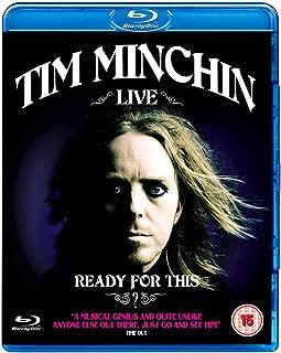 Tim Minchin: Ready for This? Live 2009  Tim Minchin: Ready for This?  NON-USA FORMAT Reg.B United Kingdom