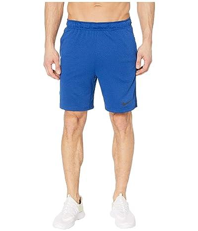 Nike Dry Shorts 5.0 Plus (Blue Void/Game Royal/Heather/Black) Men