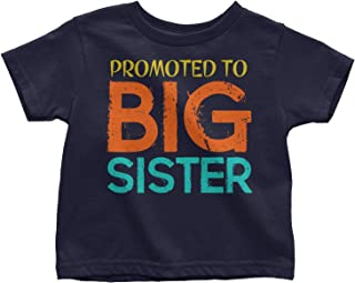LeetGroupAU Promoted to Big Sister Announcement Youth Toddler T-Shirt