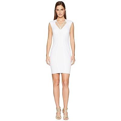 ZAC Zac Posen Regina Dress (White) Women