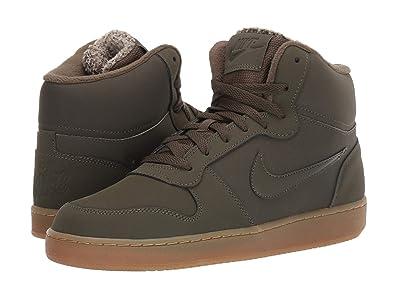 Nike Ebernon Mid SE (Cargo Khaki/Cargo Khaki/Gum Light Brown) Men