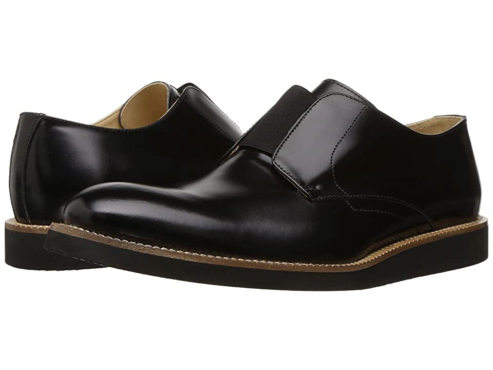new style a119d b956b BUGATCHI Novara Slip-On Derby (Nero) Men